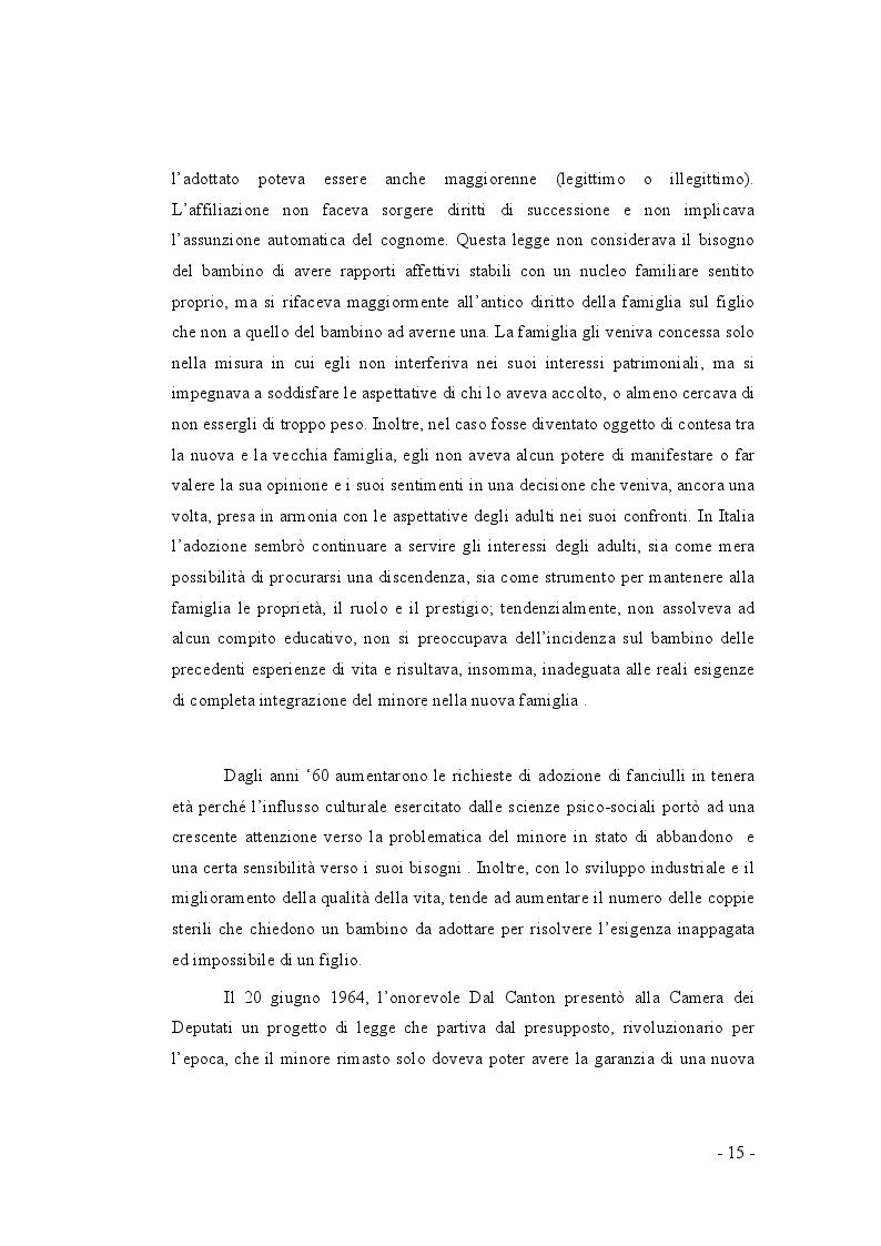 Estratto dalla tesi: Rorschach e Adozione: Dinamiche di personalità dei genitori adottivi tramite il reattivo di Rorschach