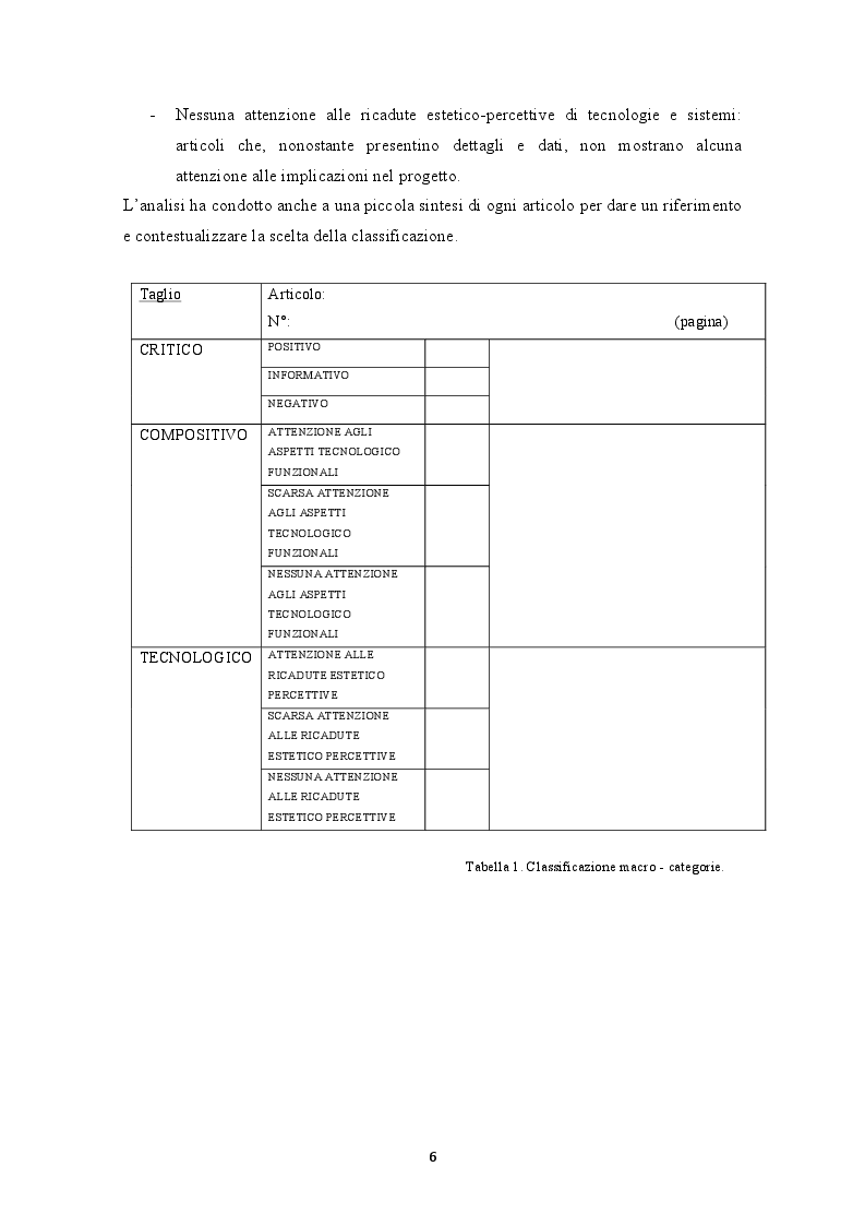 Anteprima della tesi: La sostenibilità in architettura attraverso la sua trattazione sulle riviste di settore, Pagina 8
