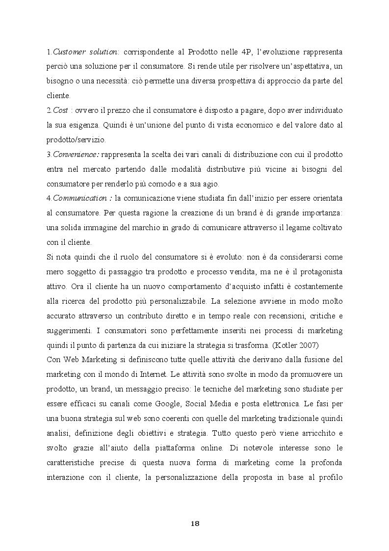 Estratto dalla tesi: La SEO e gli strumenti del Web Marketing: il punto di vista delle aziende