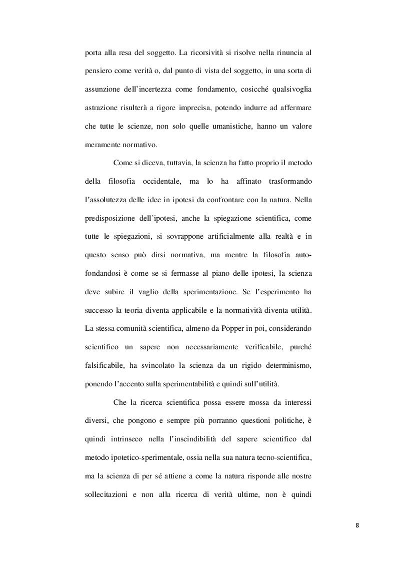 Estratto dalla tesi: Garofalo e il sentimento di pietà. Difesa della scuola italiana di criminologia positiva