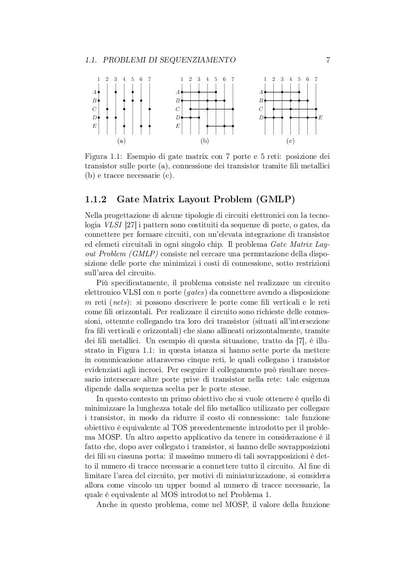 """Estratto dalla tesi: Lifting e generazione di disuguaglianze per il politopo delle matrici """"Consecutive Ones"""""""