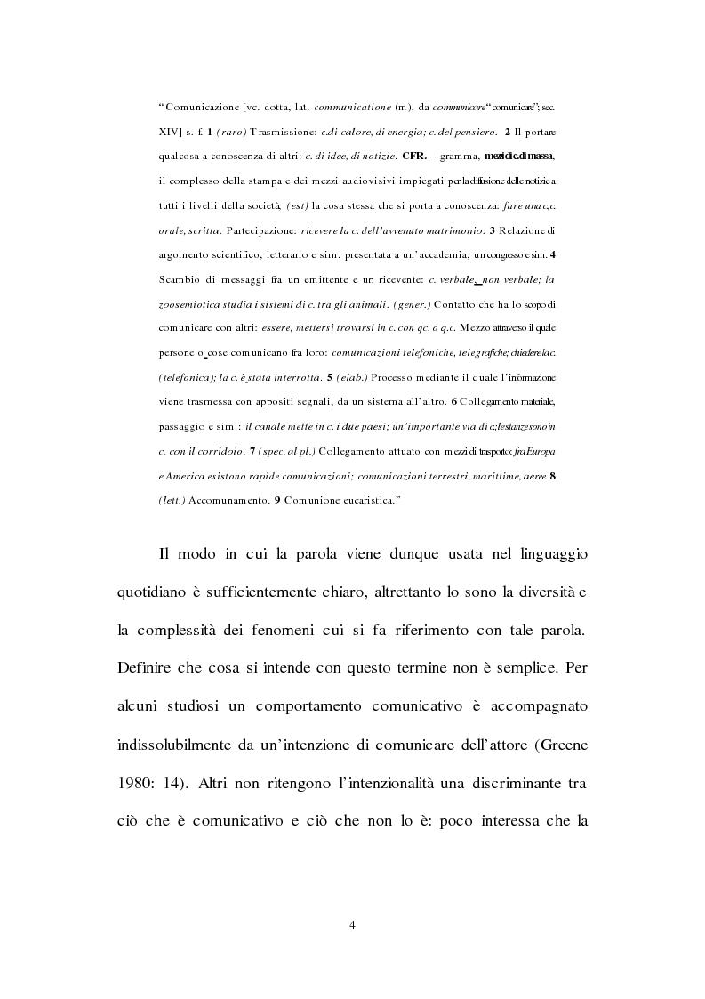 Anteprima della tesi: Lingua inglese e comunicazione nell'era del pc e di Internet: un'analisi sociolinguistica, Pagina 11