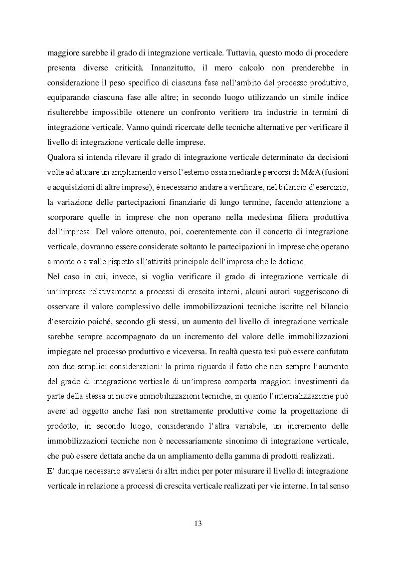 Estratto dalla tesi: Il settore tessile-abbigliamento tra internazionalizzazione e percorsi innovativi: un'indagine empirica sulla capacità brevettuale delle imprese italiane.