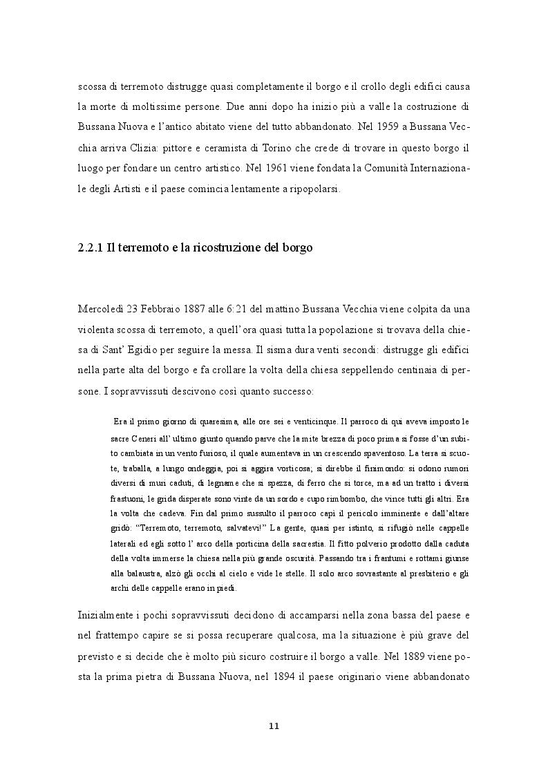 Estratto dalla tesi: Turismi e turisti a Sanremo: patrimonio e prodotti