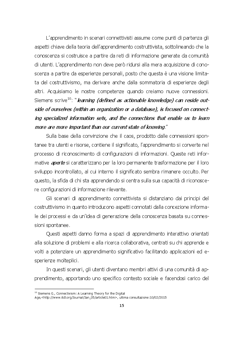 """Estratto dalla tesi: Verso la Scuola 2.0: il progetto """"Libri digitali e didattica interattiva multicanale"""""""" del Liceo Scientifico """"G. Galilei"""" di Belluno"""
