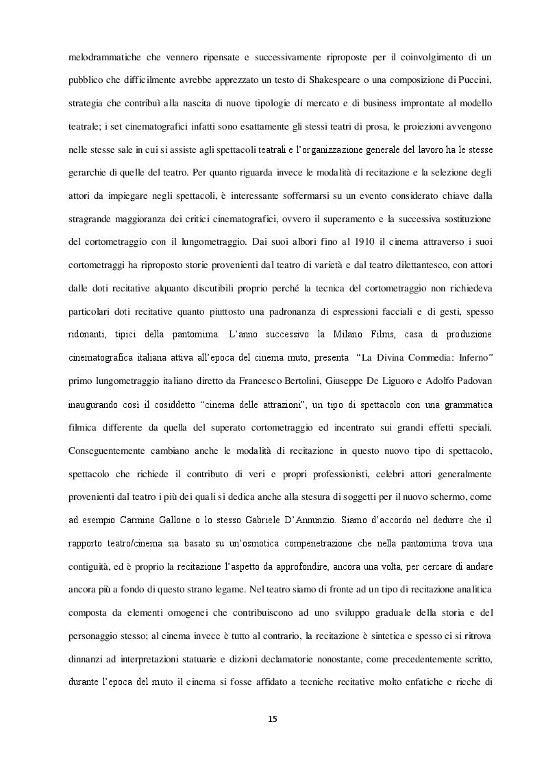 Estratto dalla tesi: Spazio Scenico e New Digital Media: teorie e pratiche del nuovo teatro
