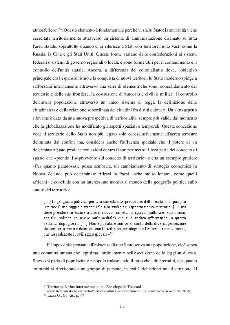 Estratto dalla tesi: Il nazionalismo e la crisi dello Stato moderno: il caso della Catalogna