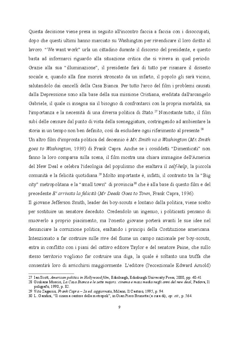 """Estratto dalla tesi: Gli """"invisibili"""" della commedia americana classica (1930-'41)"""