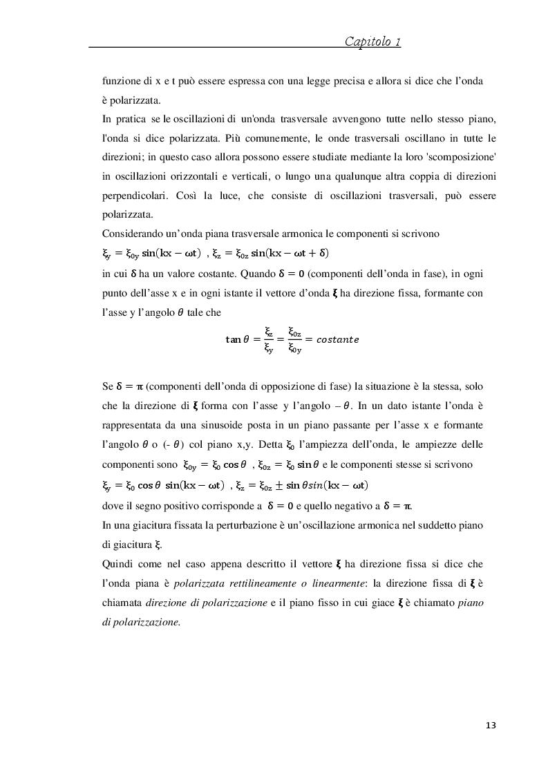 Estratto dalla tesi: Tecniche FEM per l'imposizione delle condizioni al contorno basate sui PML e sugli Elementi Infiniti