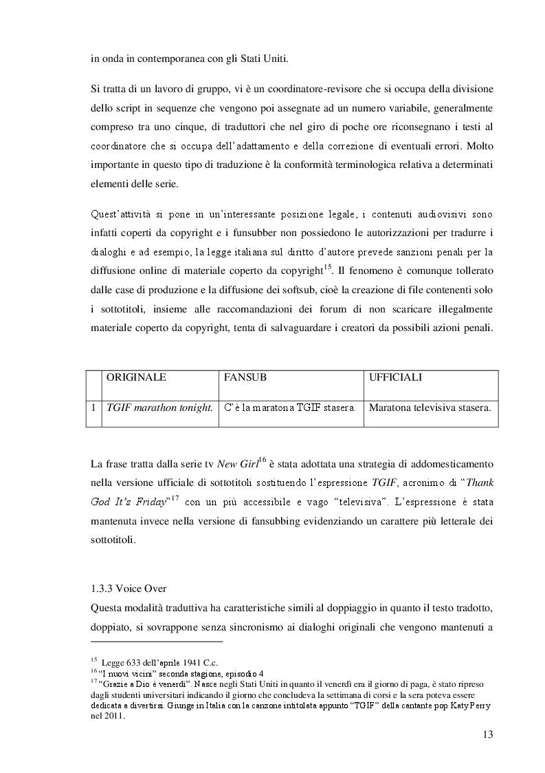 Estratto dalla tesi: La famiglia Simpson tra traduzione e doppiaggio