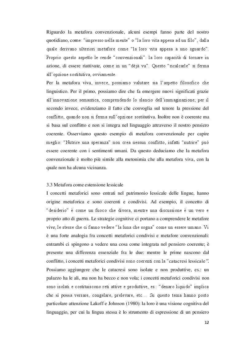 Estratto dalla tesi: Espressioni idiomatiche in Italiano e in Spagnolo