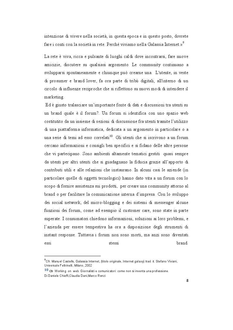 Estratto dalla tesi: Una metodologia di social listening basata su topic modeling e data visualization. Il caso di Matrimonio.com