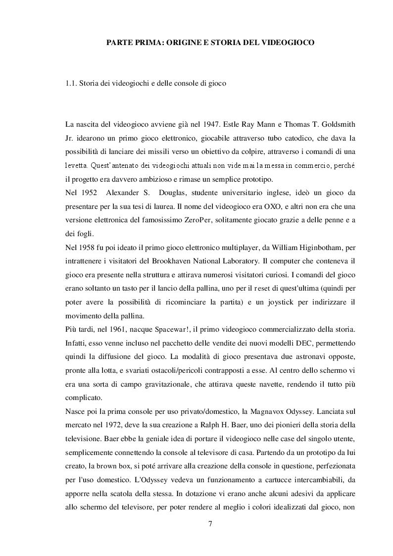 Anteprima della tesi: Il ruolo della musica nel videogioco horror: il caso di Akira Yamaoka e Silent Hill, Pagina 4