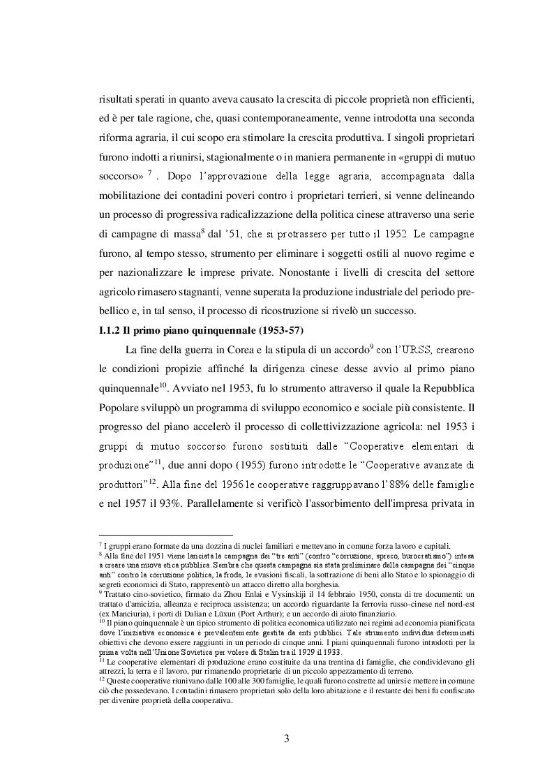 Estratto dalla tesi: CINA: Il ruolo degli investimenti  diretti esteri e la strategia di investimento in Italia: i casi di ChemChina e Haier Group
