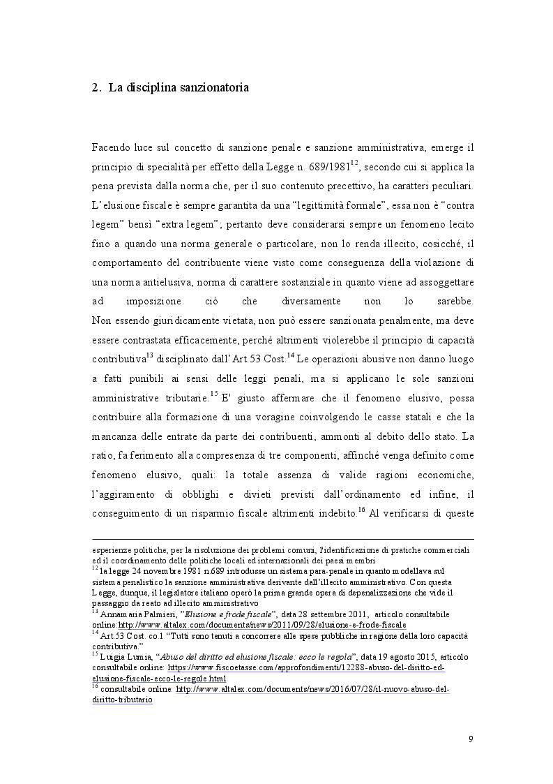 Estratto dalla tesi: Il Transfer Pricing e il caso Dolce e Gabbana