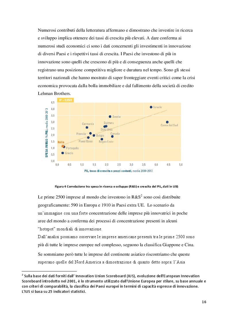 Estratto dalla tesi: L'innovazione tecnologica: una leva per la crescita e la competitività del Made in Italy nel mondo