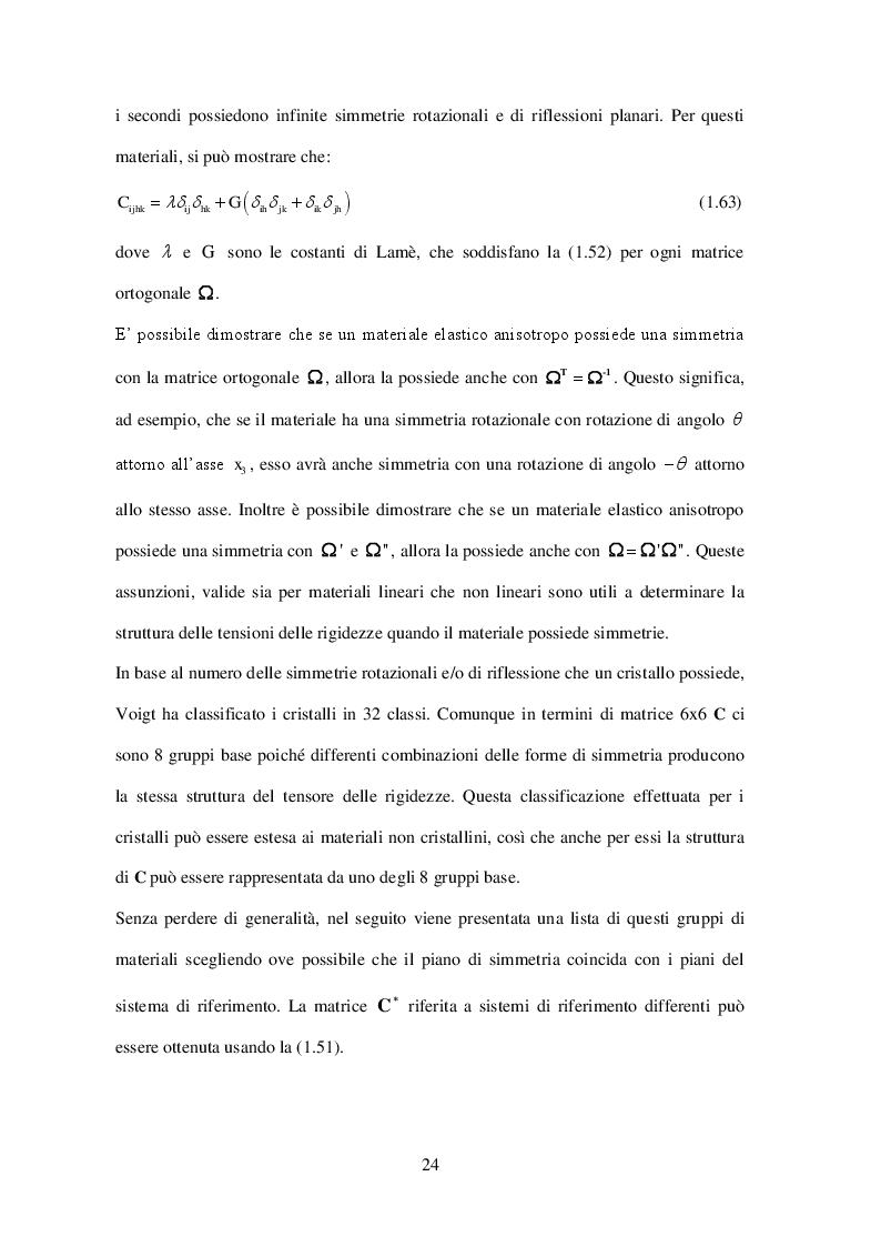 Estratto dalla tesi: Analisi delle perfomance strutturali di compositi con fasi auxetiche