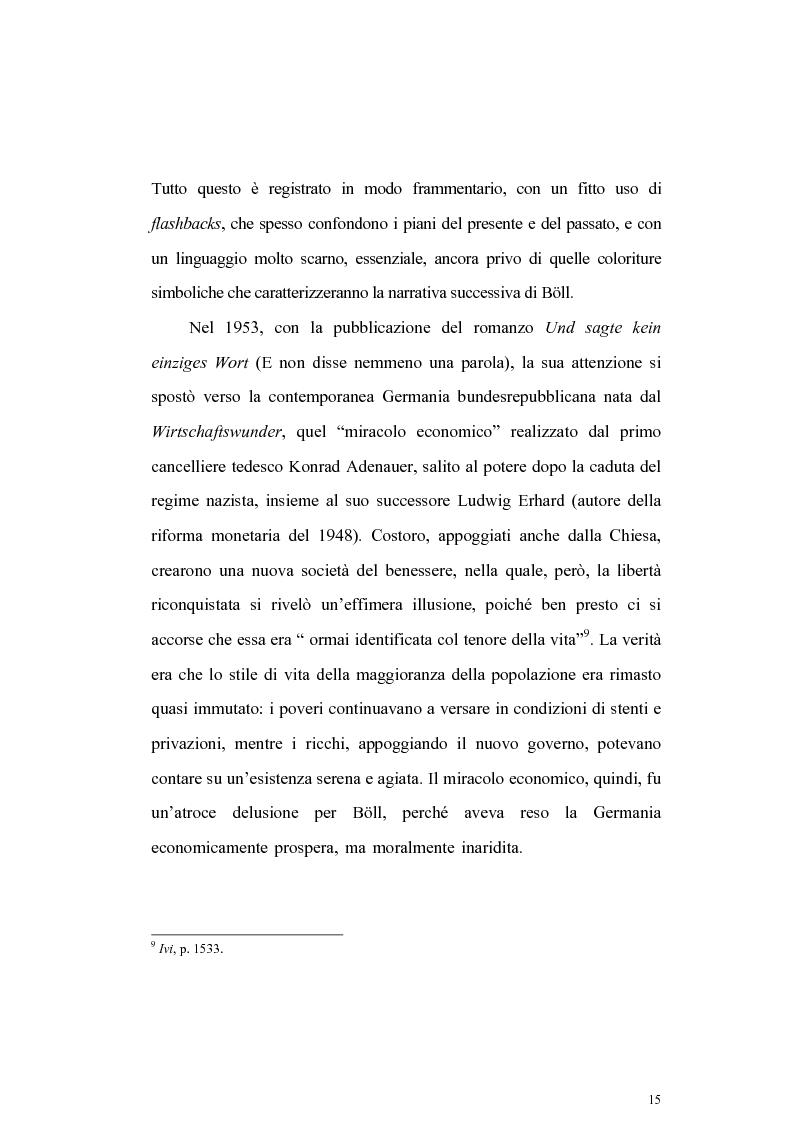 Anteprima della tesi: L'Irlanda di Heinrich Boell, Pagina 15