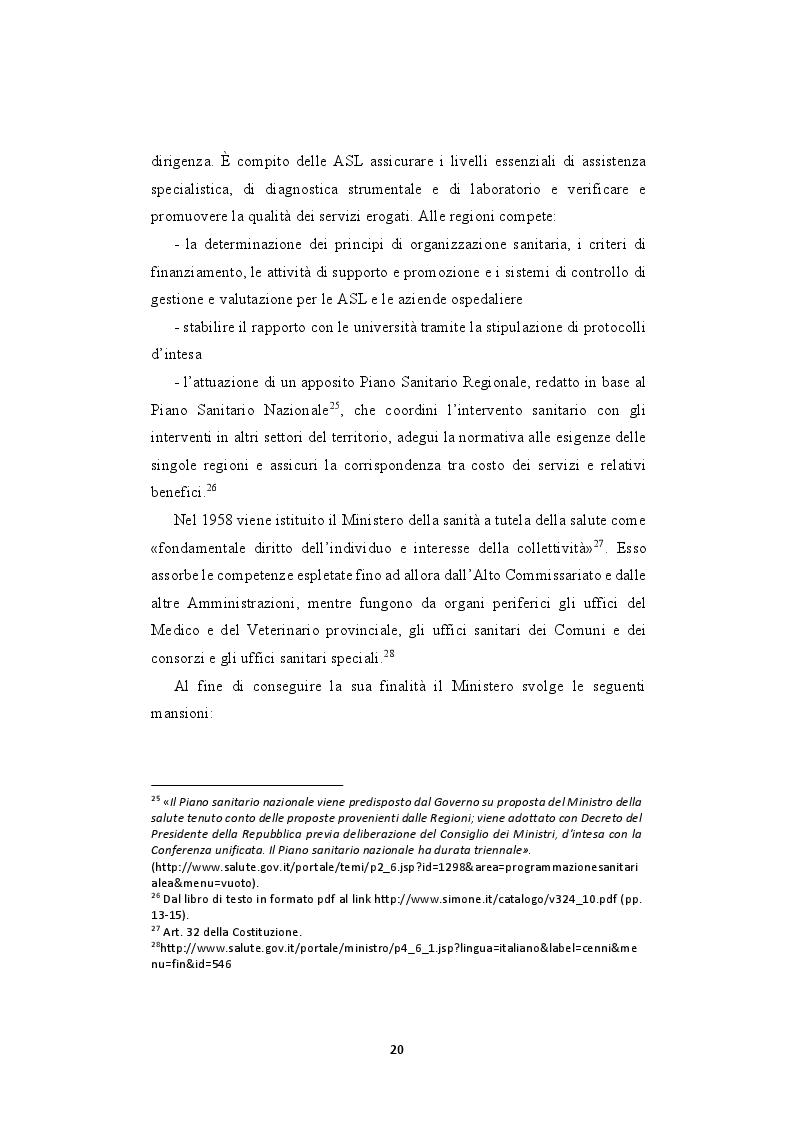 Estratto dalla tesi: L'azienda ad Alta Comunicazione tra realtá e progetto: dal Fascicolo al Dossier Sanitario