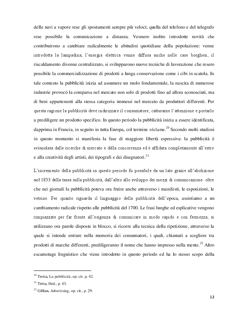Estratto dalla tesi: La pubblicità del vino italiano in Cina