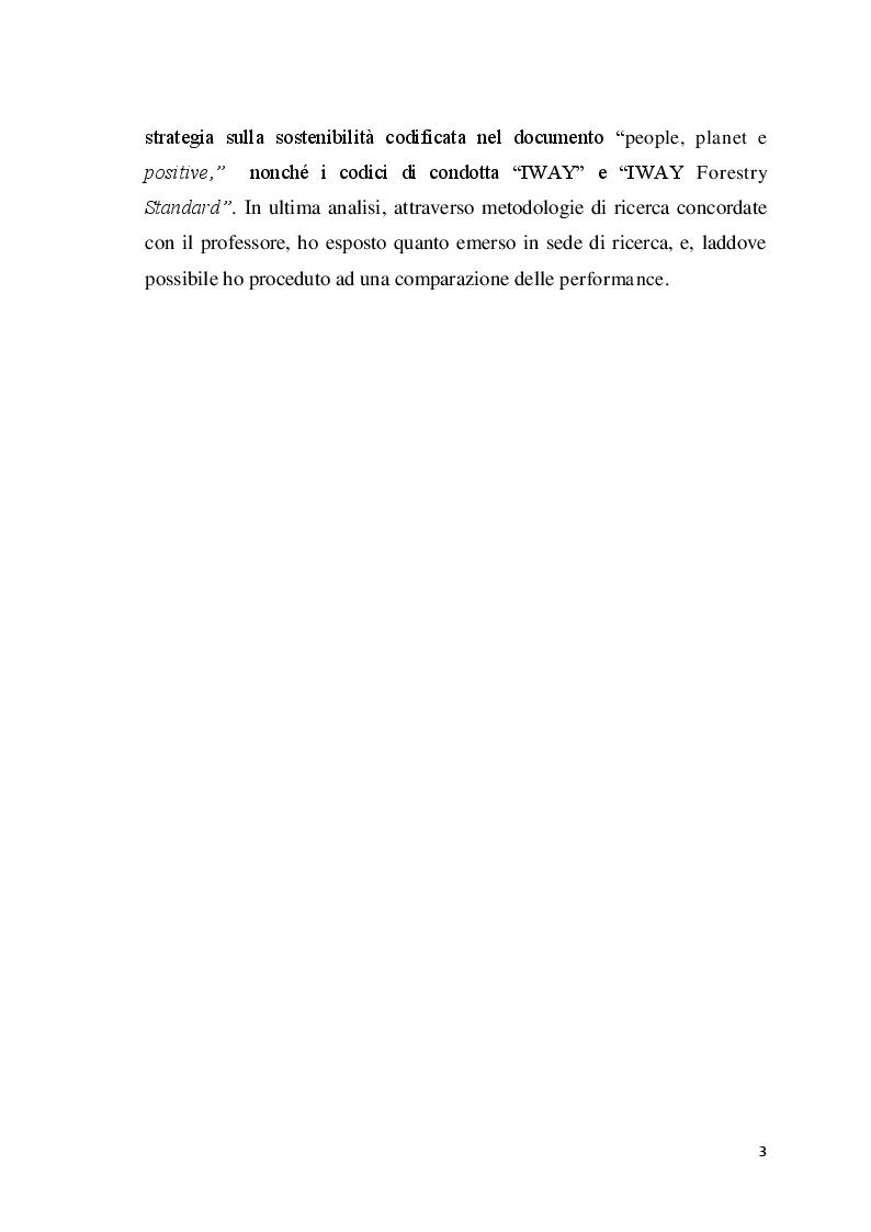 Anteprima della tesi: La corporate social responsibility al giorno d'oggi: una possibile analisi della performance sulla sostenibilità fra le divisioni nazionali IKEA, Pagina 4