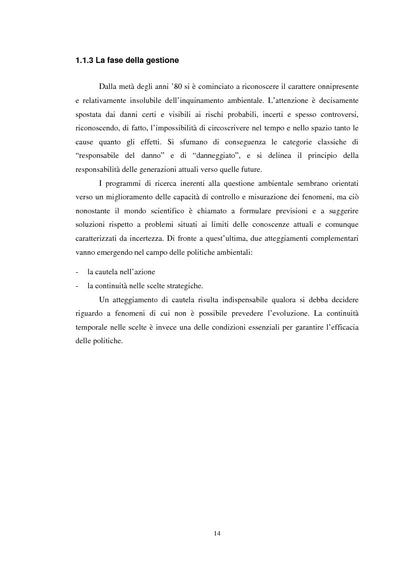 Anteprima della tesi: I rifiuti: da problema a risorsa, Pagina 4