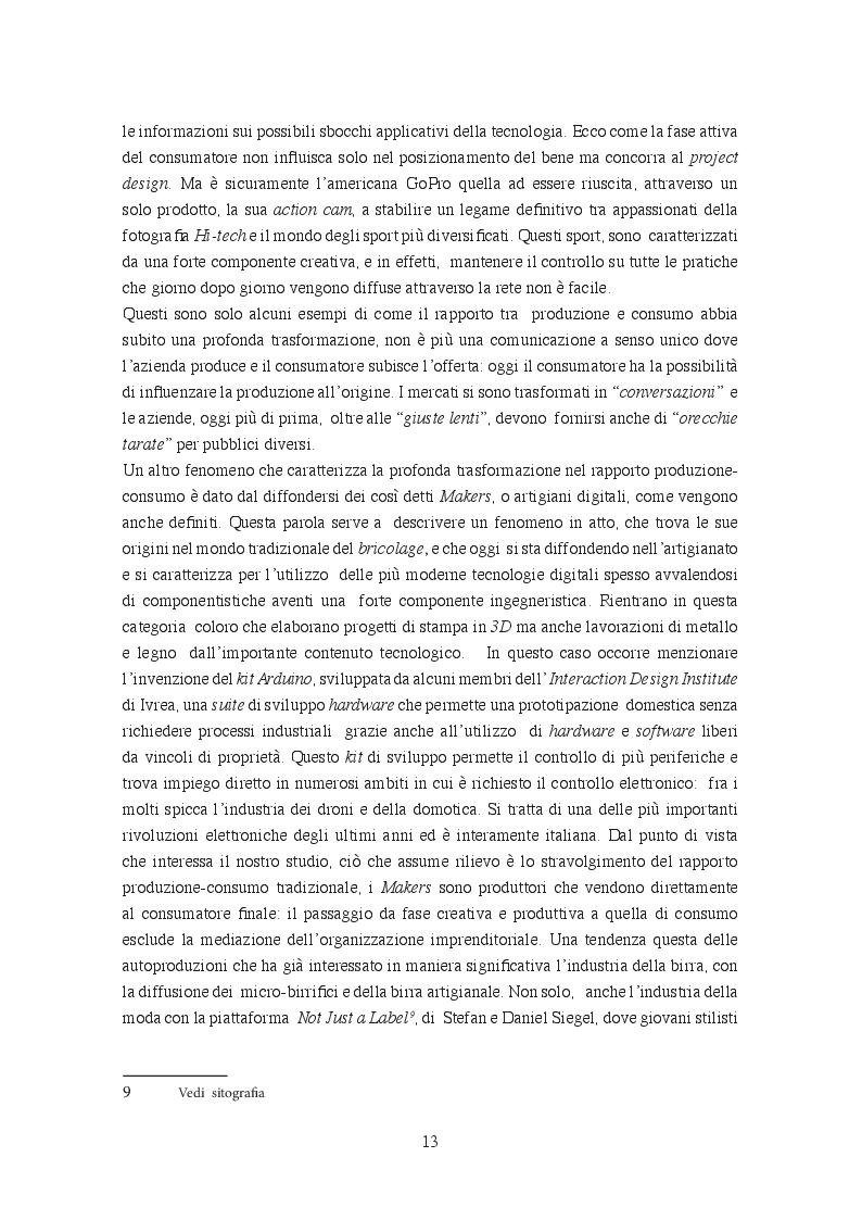 Estratto dalla tesi: La narrazione del Made in Italy in Brasile