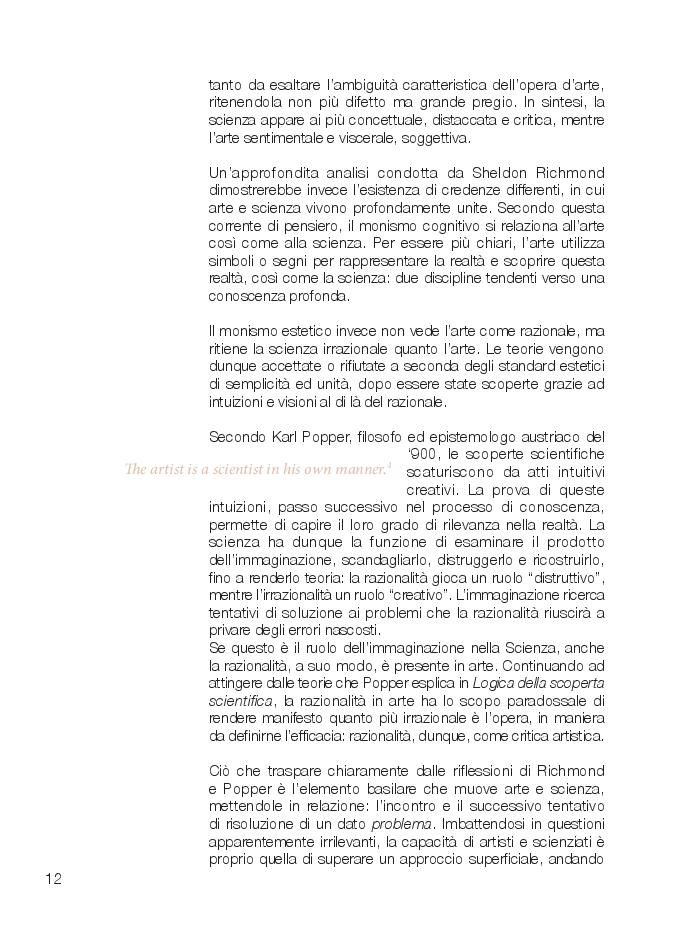 Estratto dalla tesi: S.I. Sentimental Insights - Un'indagine soggettivo-qualitativa della misurazione scientifica