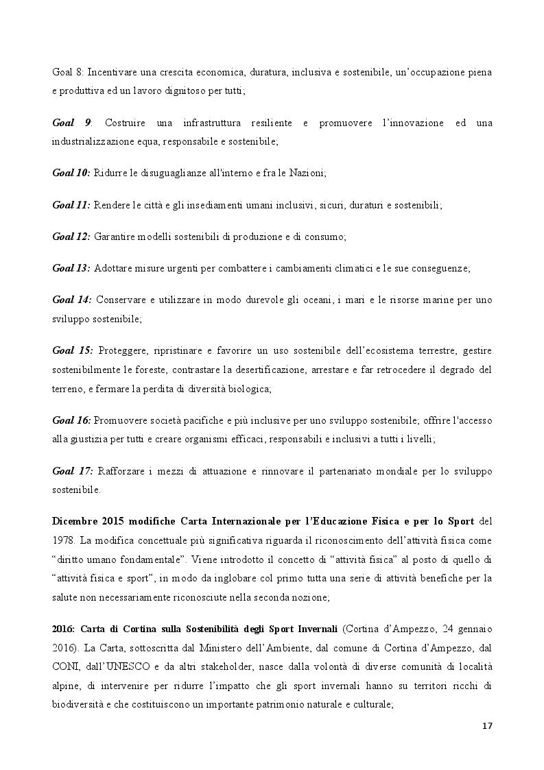Estratto dalla tesi: Leadership Orizzontale per il Manager dello Sport. Ricerca-azione per gli Eventi Sportivi Sostenibili secondo la norma ISO 20121