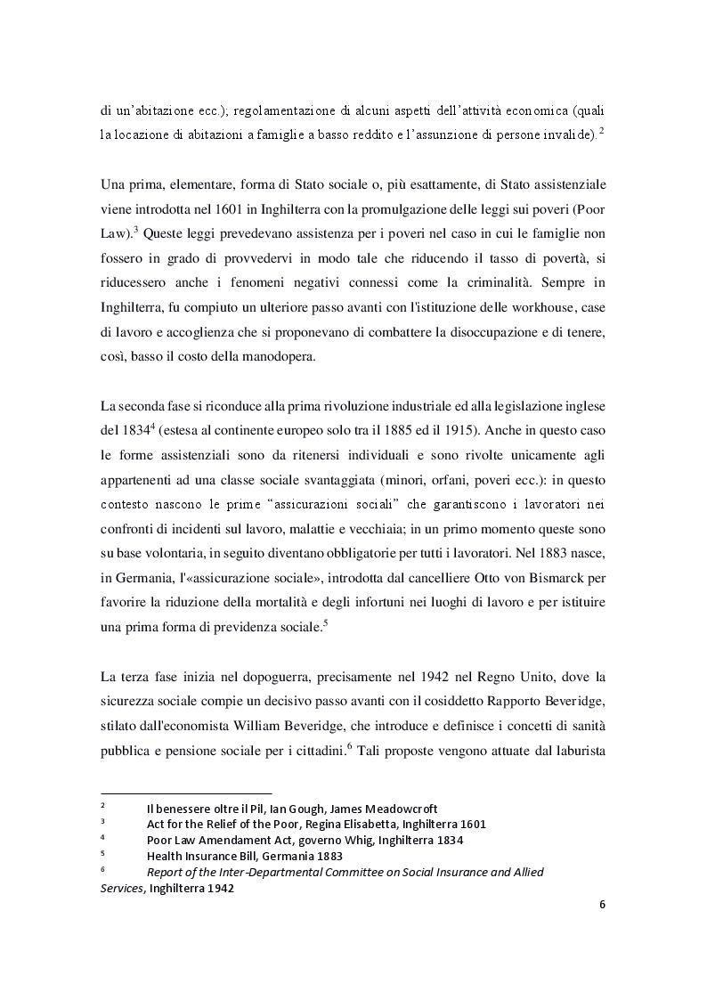 Anteprima della tesi: Startup innovativa a vocazione sociale e creazione del valore, Pagina 4