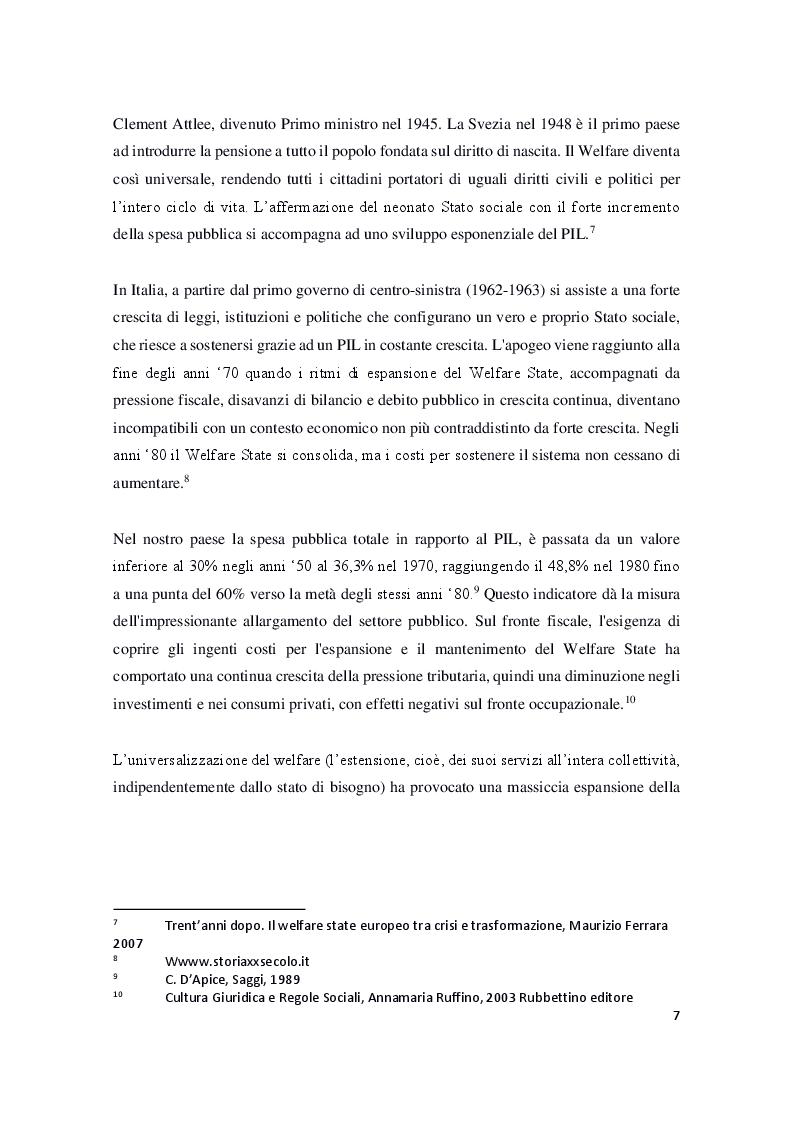 Anteprima della tesi: Startup innovativa a vocazione sociale e creazione del valore, Pagina 5