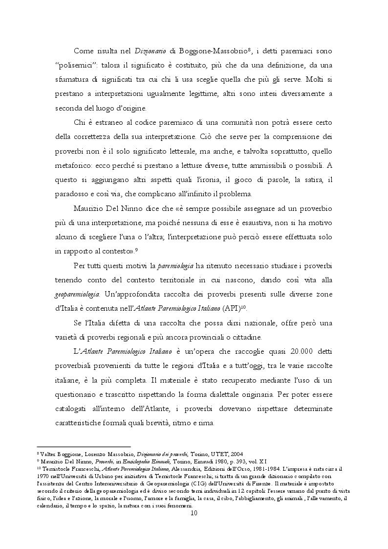 Estratto dalla tesi: L'immagine della donna: un confronto tra proverbi italiani e chengyu cinesi