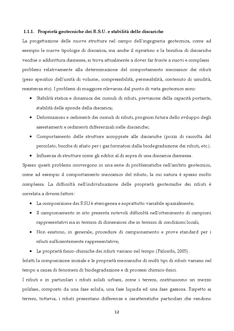 Estratto dalla tesi: Metalli potenzialmente tossici nei suoli di un'area ad elevata pressione antropica in provincia di Chieti (Abruzzo)