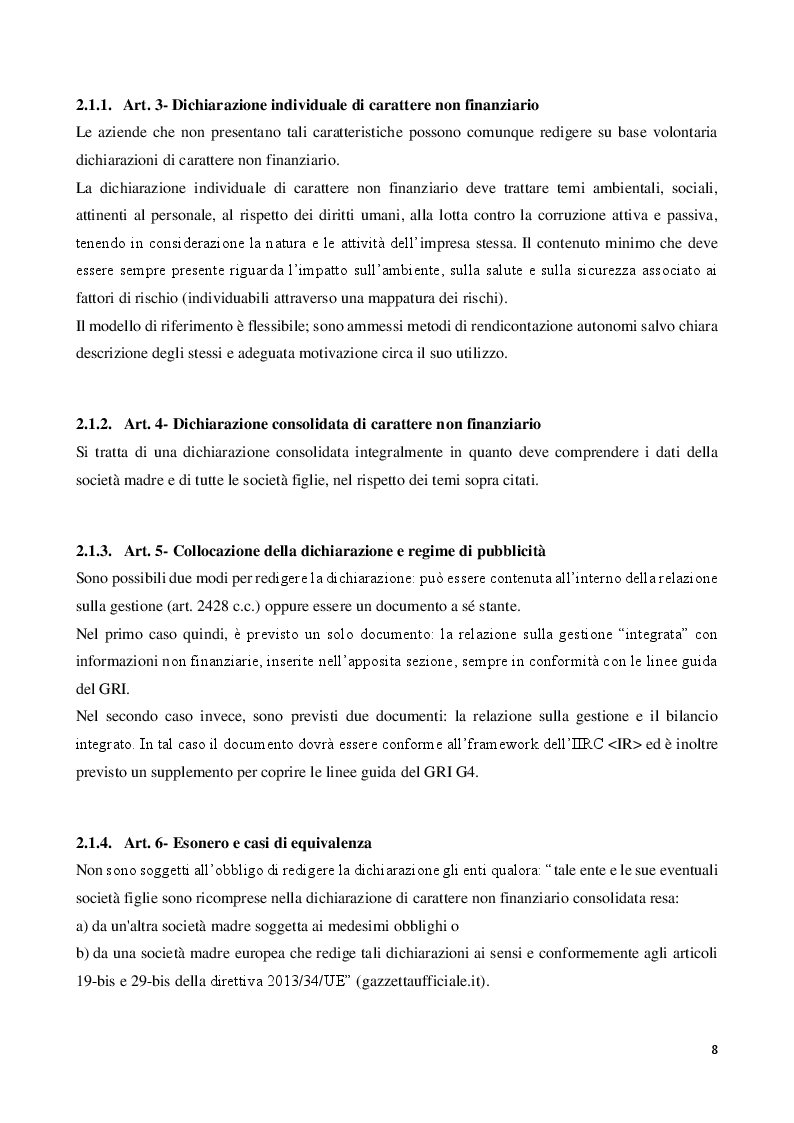 Estratto dalla tesi: Nuovo approccio alla responsabilità sociale: il caso Ferrero