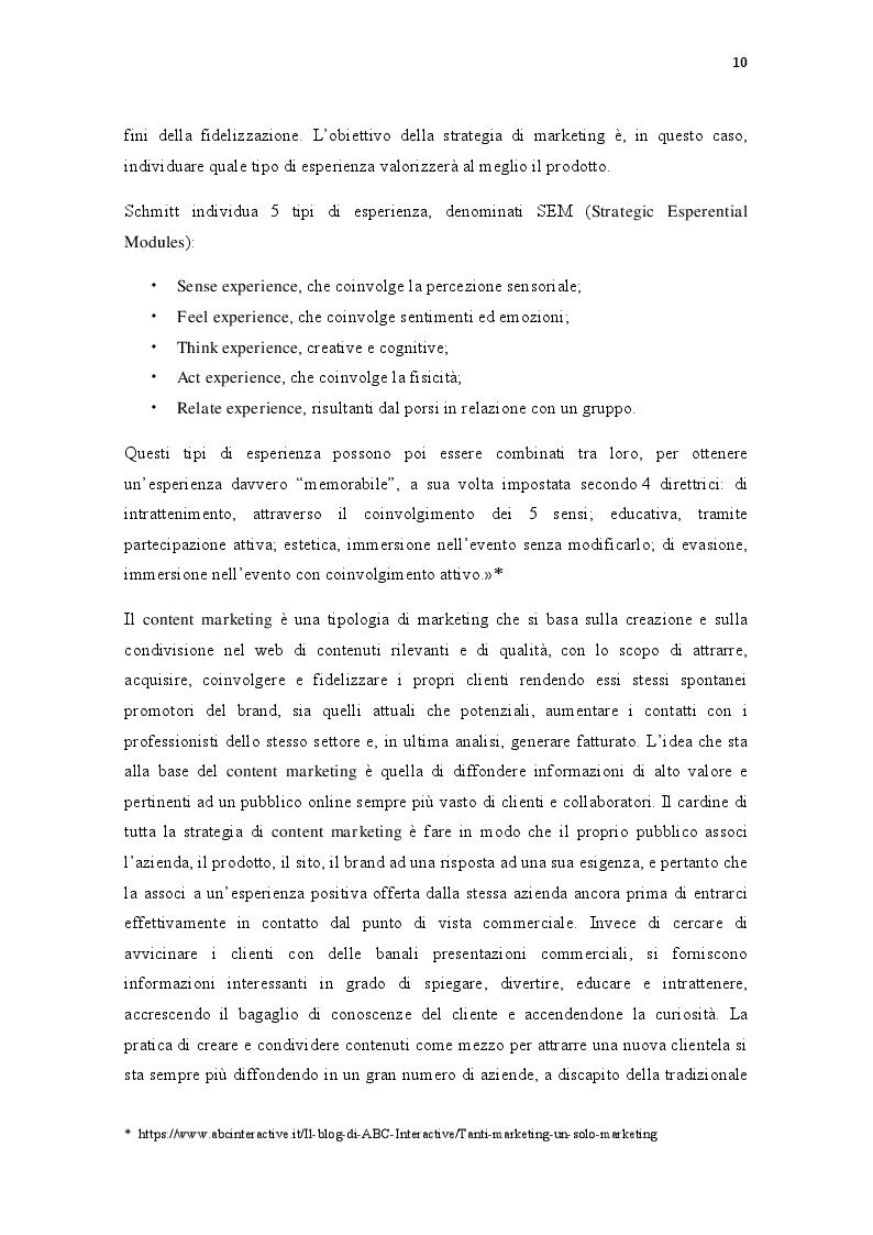 Estratto dalla tesi: Turismo e Web 2.0. Il caso Booking.com