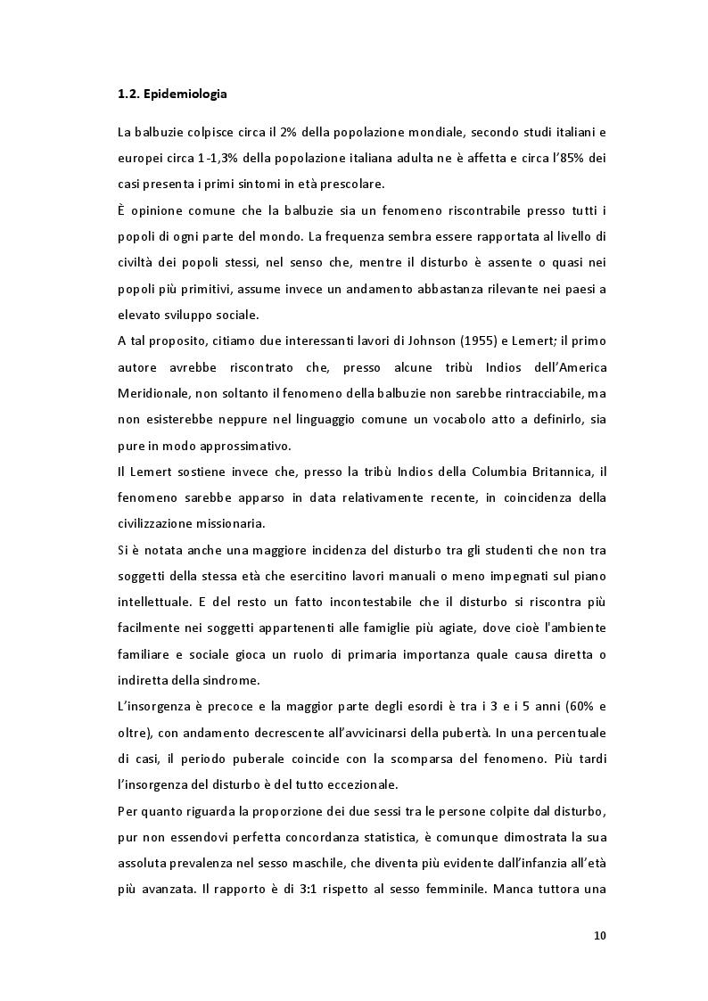 Anteprima della tesi: ''Parole in trappola'' - scacco alla balbuzie con l'approccio gestaltico ed analitico transazionale, Pagina 7