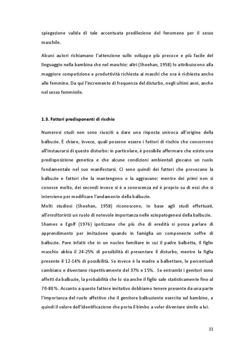 Anteprima della tesi: ''Parole in trappola'' - scacco alla balbuzie con l'approccio gestaltico ed analitico transazionale, Pagina 8