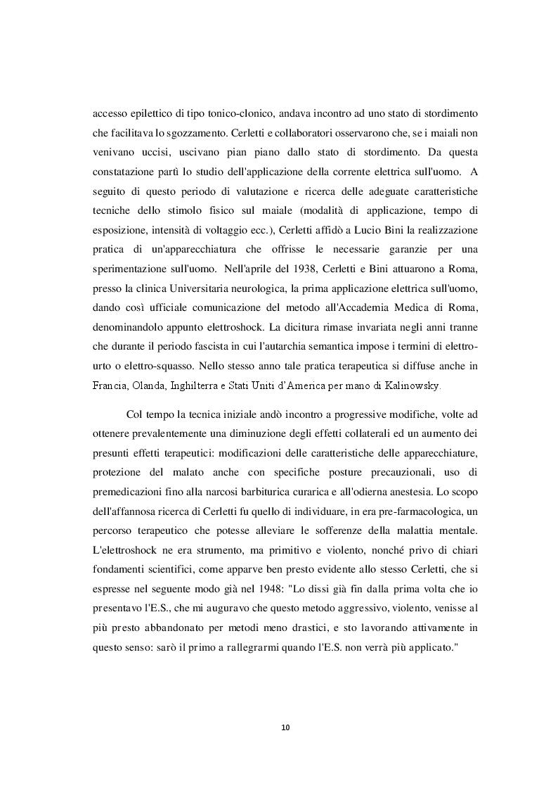 Estratto dalla tesi: La riforma della sanità penitenziaria: il superamento dell'ospedale psichiatrico giudiziario e le prospettive pedagogico-educative