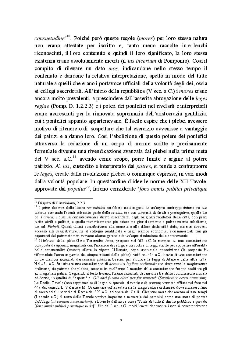 Anteprima della tesi: Fictio iuris, Pagina 7