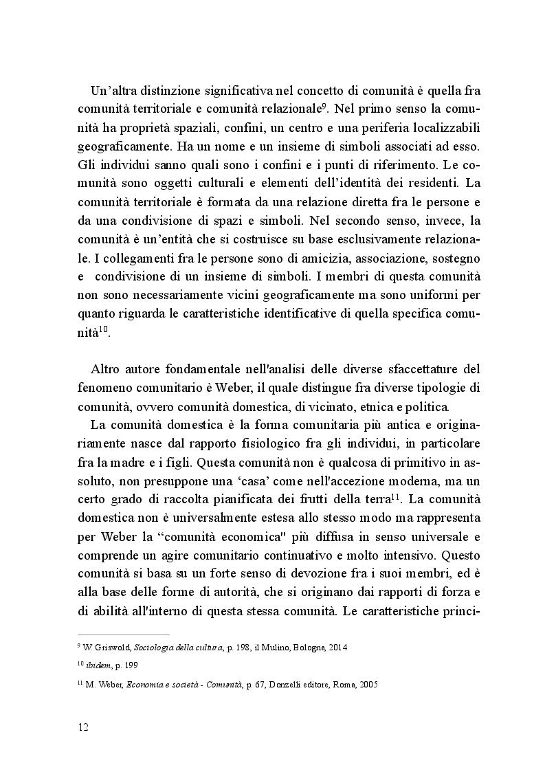 Estratto dalla tesi: Comunità e Media: il caso di Damanhur