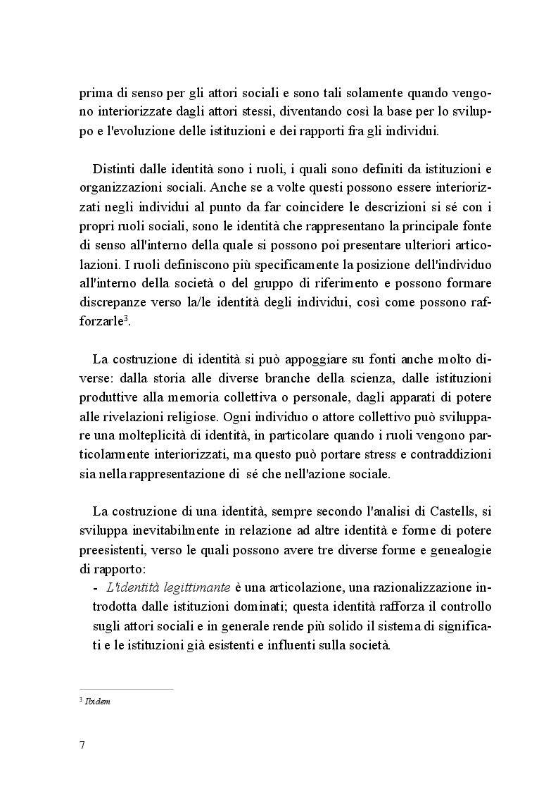 Anteprima della tesi: Comunità e Media: il caso di Damanhur, Pagina 6