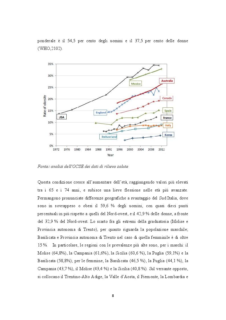 Anteprima della tesi: Weight bias e stigma nell'obesità: aspetti psicologici e ambiti d'intervento, Pagina 6