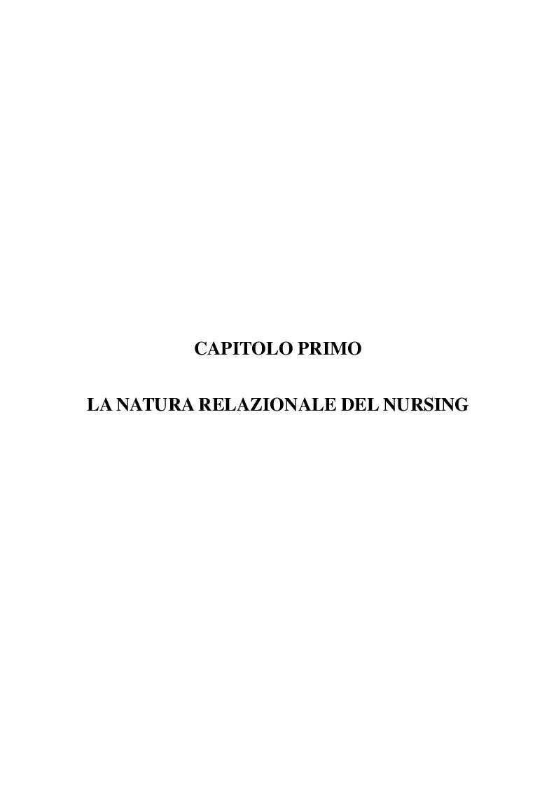 Anteprima della tesi: Il ruolo dell'infermiere counselor nello scompenso cardiaco, Pagina 5