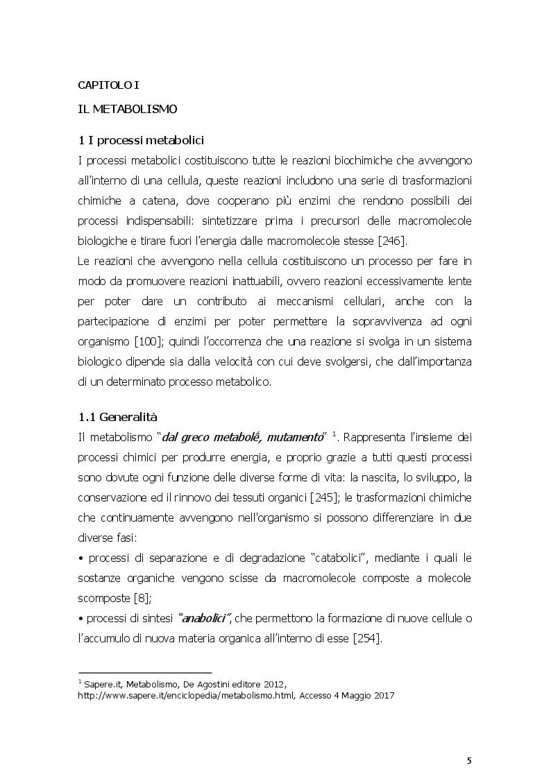 Anteprima della tesi: Dieta chetogenica e suoi risvolti nell'attività sportiva, Pagina 2
