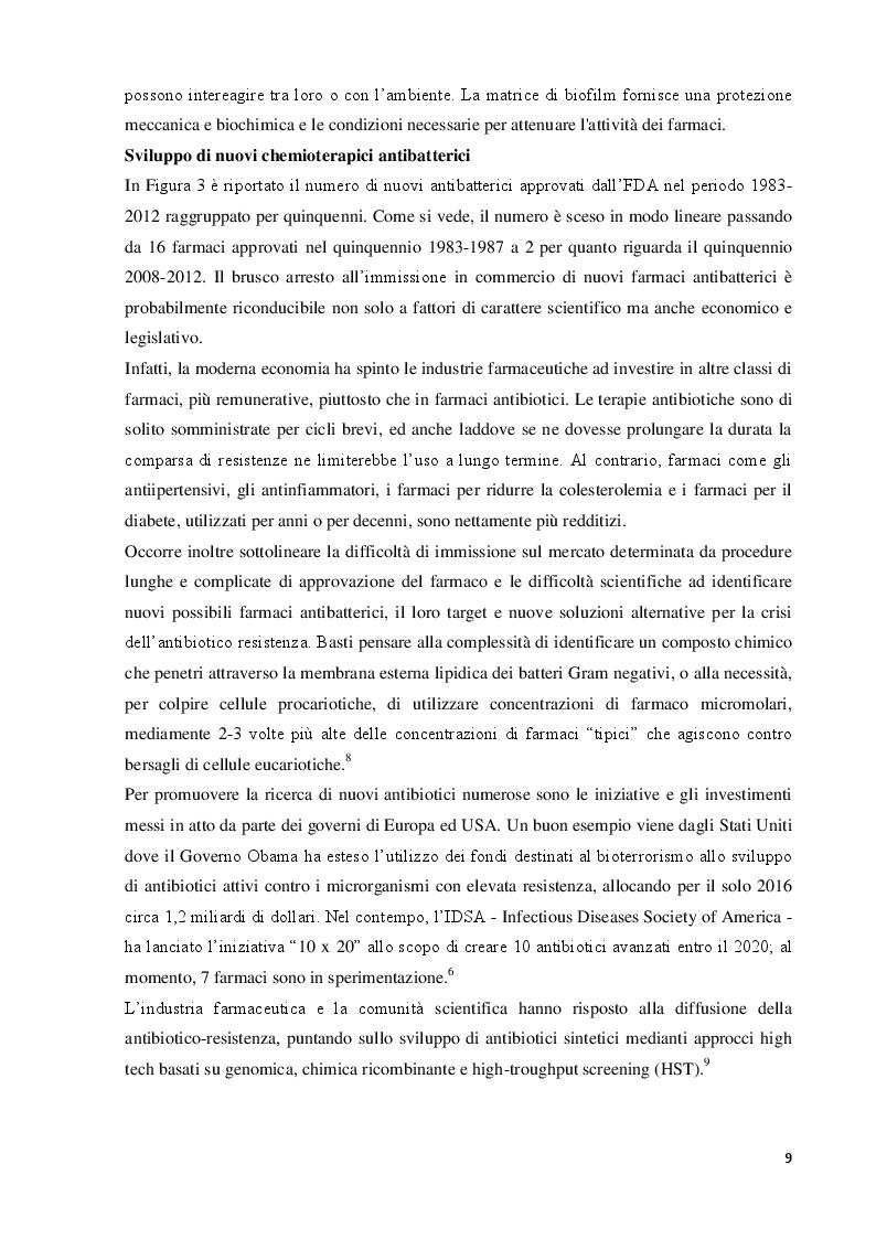 Estratto dalla tesi: Agenti attivi contro patogeni ESKAPE: sintesi di derivati pirazolici