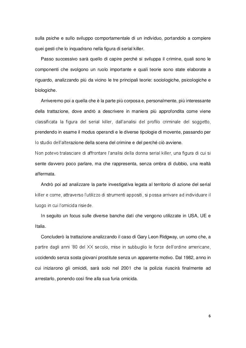 Anteprima della tesi: Analisi dell'omicidio seriale, Pagina 3