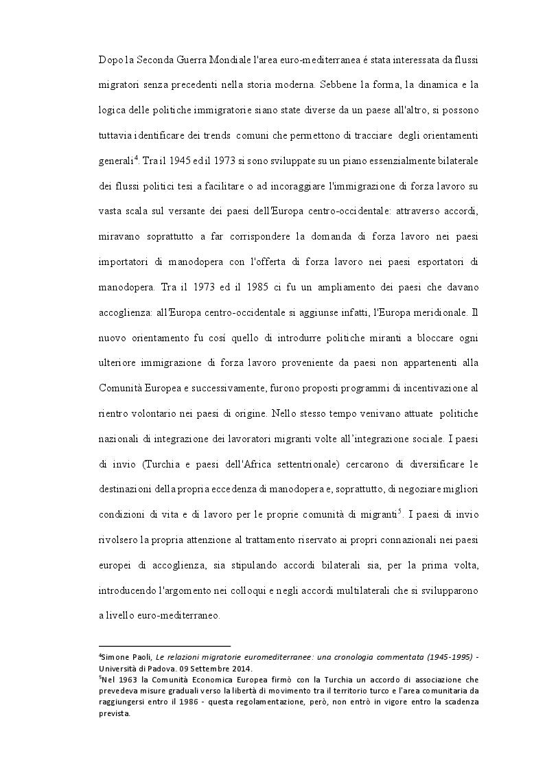 Anteprima della tesi: LA CRISI EUROPEA DEL MEDITERRANEO: Gli Interventi Militari, Pagina 6