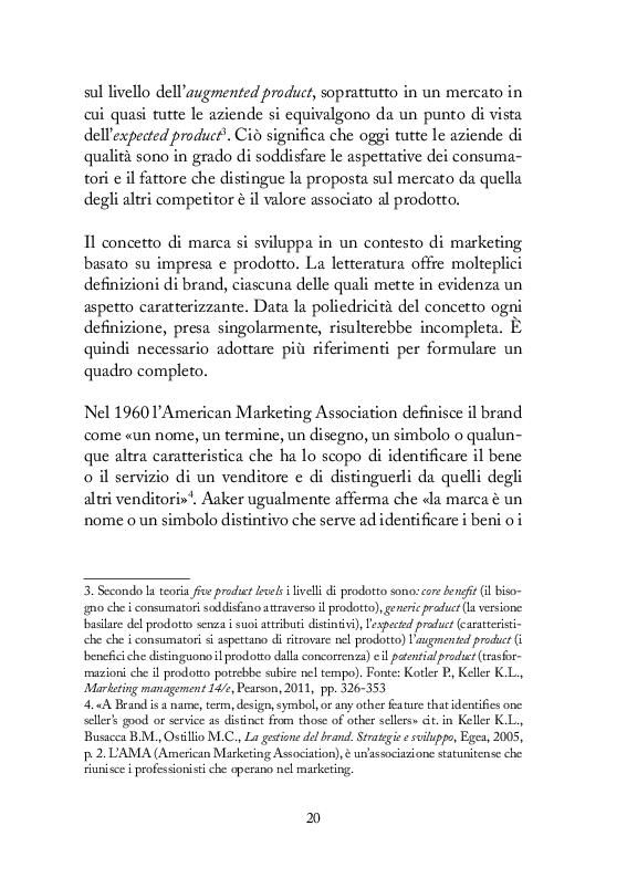 Anteprima della tesi: Strategie di comunicazione e marketing per Montalcino e il suo Brunello, Pagina 8