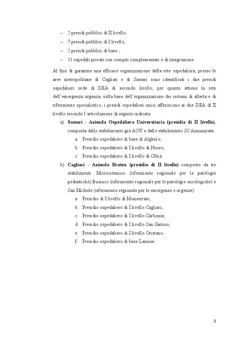 Anteprima della tesi: Il cambiamento organizzativo e la gestione delle risorse umane: Ipotesi intervento di Empowerment Organizzativo, Pagina 7