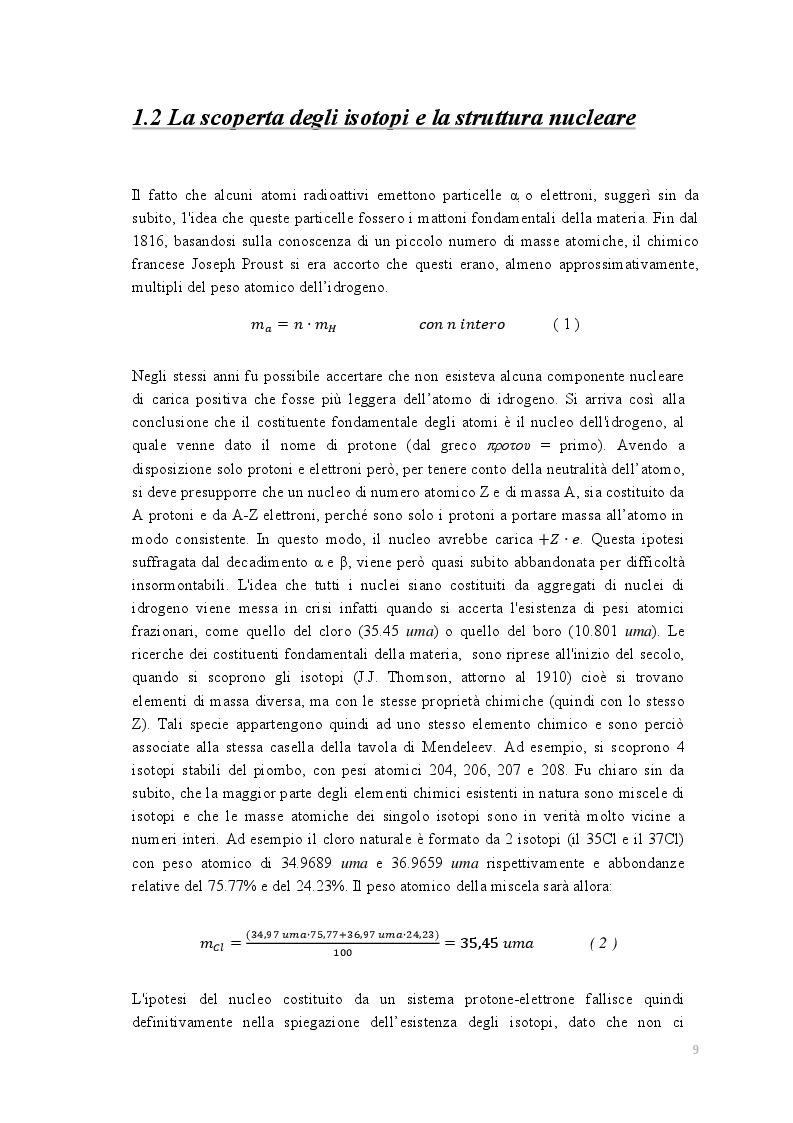 Anteprima della tesi: Applicazioni forensi della datazione al carbonio 14 tramite AMS, Pagina 2